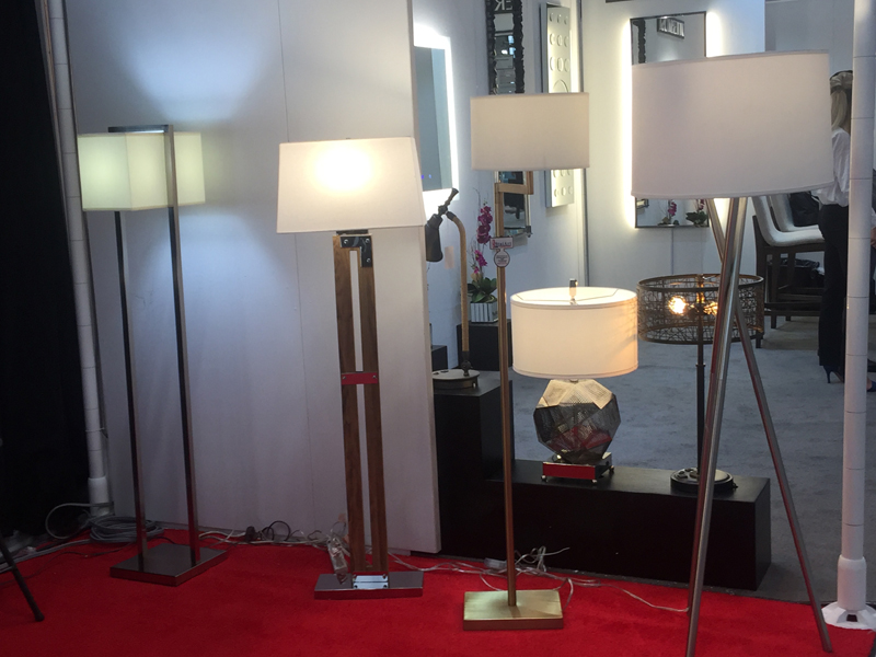 StaiArt Lighting Booth at BDNY 2017