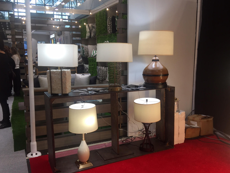 StaiArt Lighting Lamps at BDNY 2017