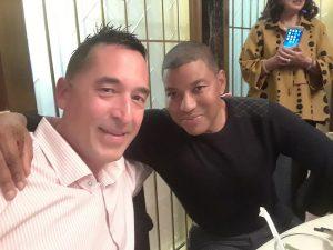 Adriano and David